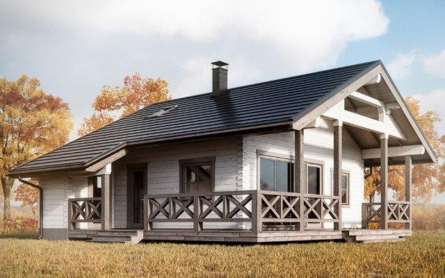 Каркасный дом под ключ: особенности и преимущества